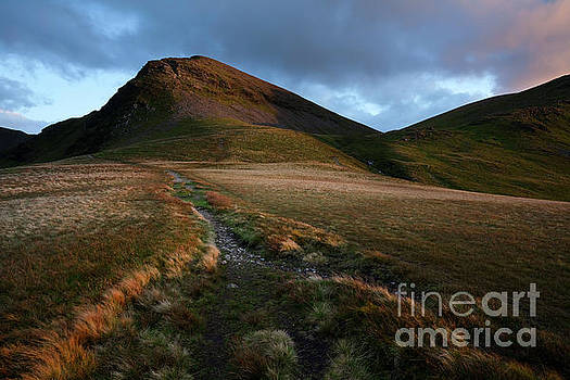Eel Crag on Crag Hill by Gavin Dronfield