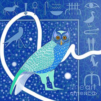 Carol Jacobs - Egyptian Blues