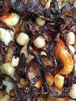 Egyptian koshari dish by Tom Gowanlock