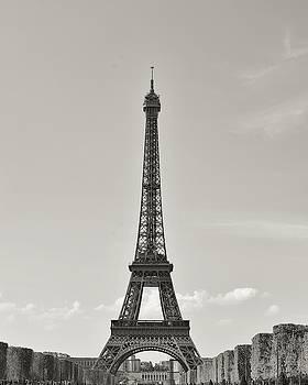Eiffel Tower by Bharat Rao