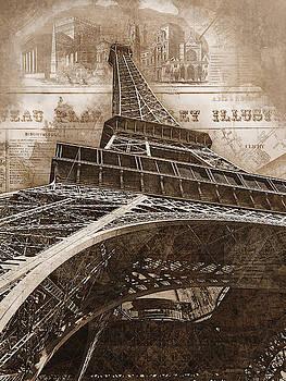 Eiffel Tower by Darin Williams