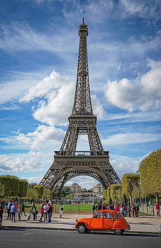 Eiffel Tower by Jim Mathis
