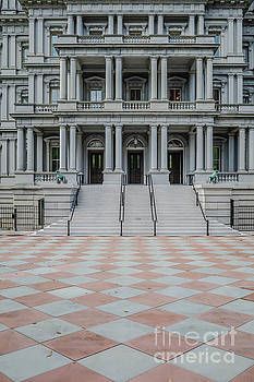 Eisenhower Executive Office Building by Edward Fielding