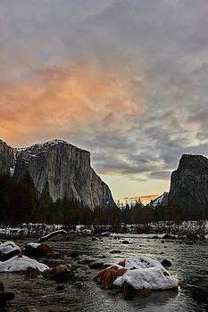 Jon Glaser - El Capitan at Sunset