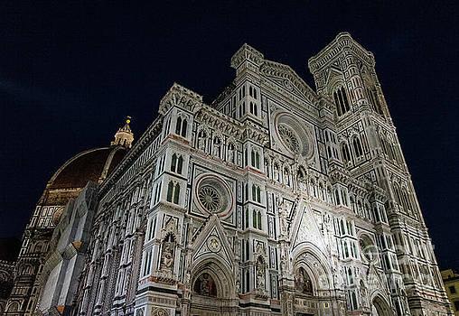 Wayne Moran - el Duomo Florence Italy The Florence Cathedral