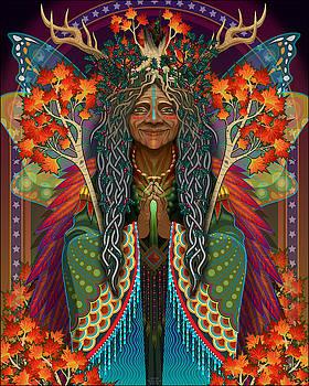 Elder Forest Spirit by Cristina McAllister