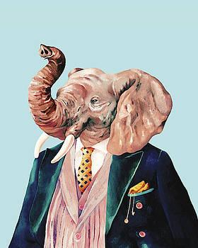 Elephant by Animal Crew