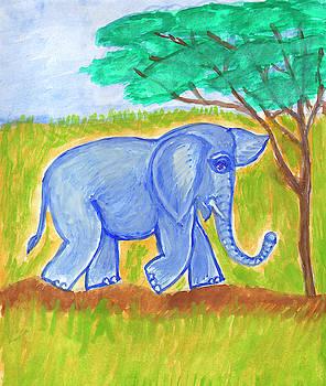 Elephant by Dobrotsvet Art