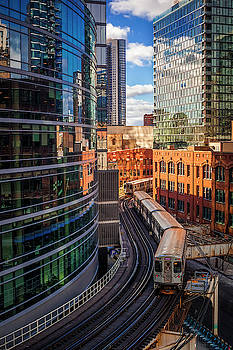 Elevated Chicago by Andrew Soundarajan