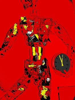 Five Minutes To Twelve by Lee Eggstein