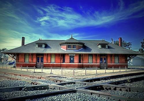 Elgin Depot Museum by Savannah Gibbs