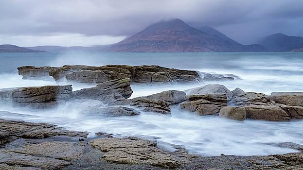 Elgol Wavebreak 2 by John Frid