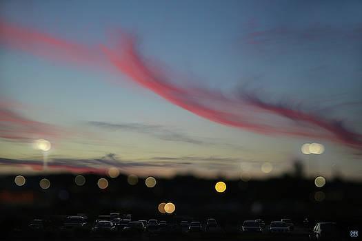 Elm Plaza Daydream by John Meader