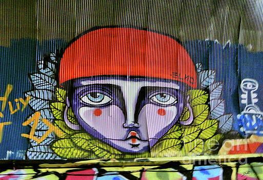 ELNO on Leake Street by Suzette Kallen