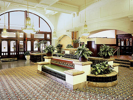 Embassy Suites Lobby by Warren Gale