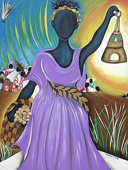 Embracing Liberty by Patricia Sabree