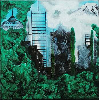 Emerald City Emeralds by Scott Haley