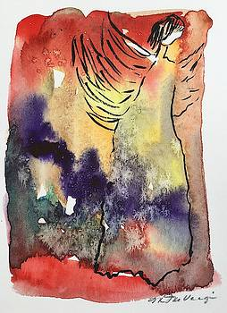 Emerging Spirit by Marita McVeigh