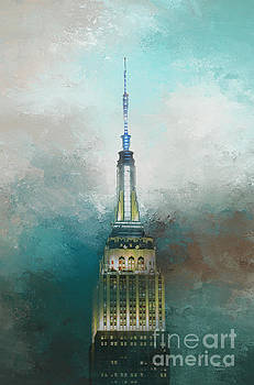 Empire State Building by Marvin Spates