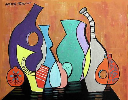Empty Vases by Anthony Falbo