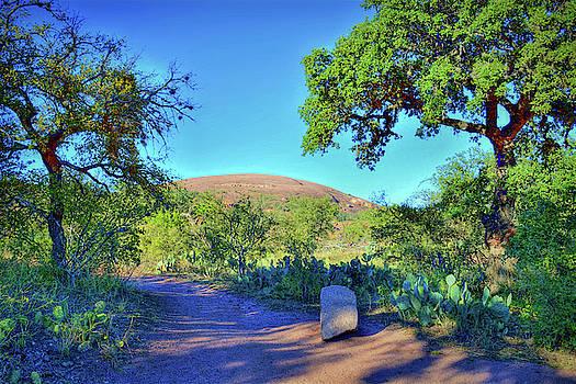Enchanted Rock State Natural Area by Savannah Gibbs