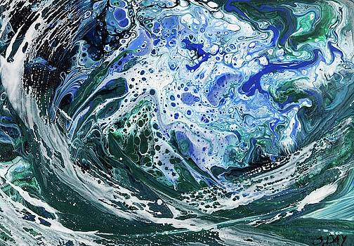 Enchanted Wave by Sandra Day