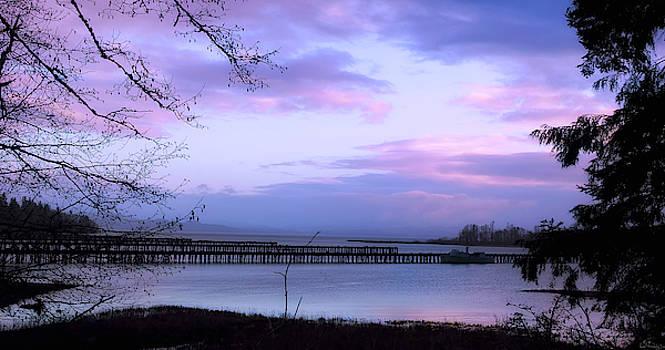 Enchanting Morning Light by Dee Browning