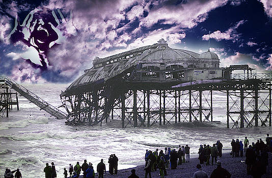 End Of The Pier Show by Nikki Attree