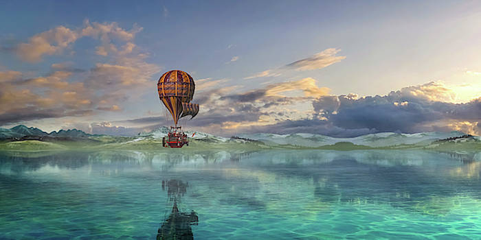 Endless Journey by Betsy Knapp