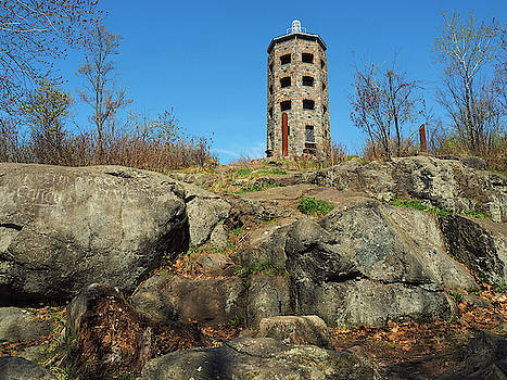 Enger Tower Landscape by James Peterson