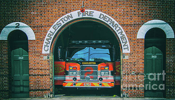Dale Powell - Engine 2 - Charleston Fire Dept
