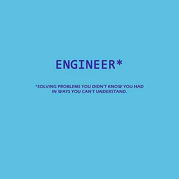 Engineer by Paulette B Wright