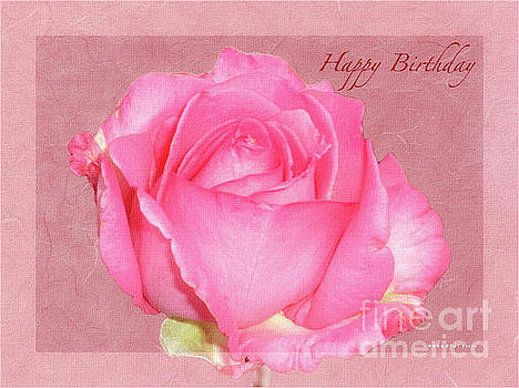 Enjoy Happy Birthday Roses by Mona Stut