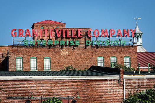 Enterprise Mill - Graniteville Company - Augusta GA 1 by Sanjeev Singhal