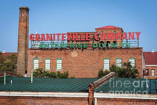 Enterprise Mill - Graniteville Company - Augusta GA 2 by Sanjeev Singhal