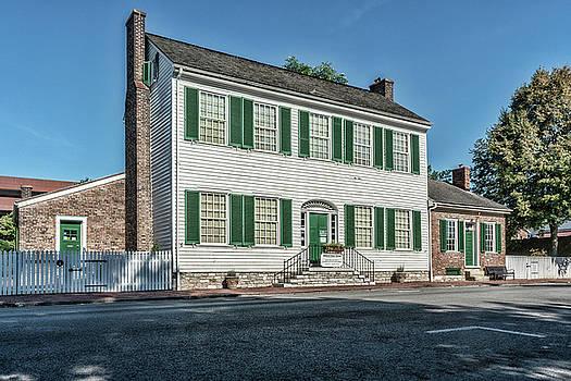 Sharon Popek - Ephraim McDowell House Museum