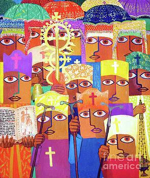 Epiphany by Yoseph Abate