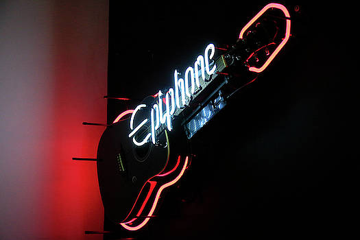 Epiphone Neon by Shoal Hollingsworth