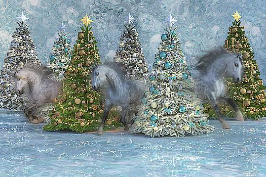 Equine Holiday Spirits by Betsy Knapp