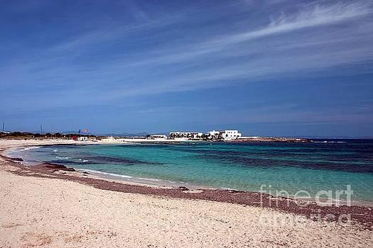 Es Pujols, Formentera by John Edwards