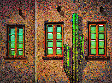 Essence of Santa Fe by Paul Wear