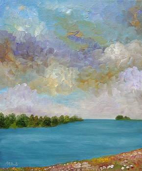 Estuary Cove by Angeles M Pomata