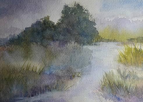 Estuary by Jan Cipolla