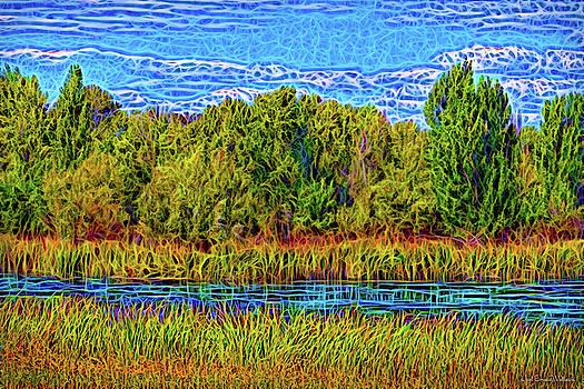 Eternal Lake Day by Joel Bruce Wallach
