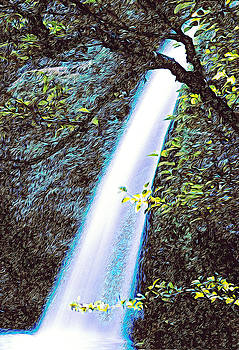 Susan Burger - Ethereal Falls