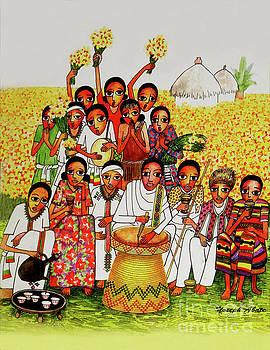Ethiopian New Year  by Yoseph Abate