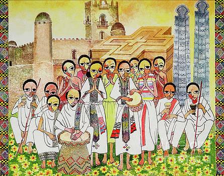 Ethiopian New Year2 by Yoseph Abate