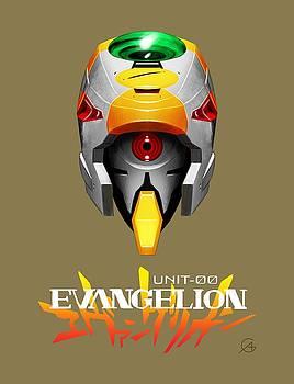 Andrea Gatti - Eva00 Head Logo