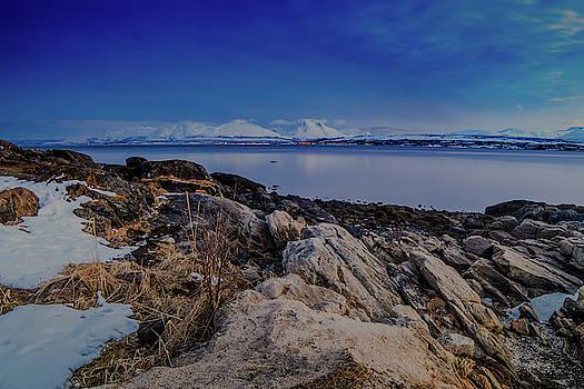 Evening in Tromso by Kai Mueller