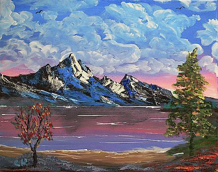 Chance Kafka - Evening Lake Wonder
